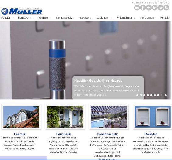 Neue Webseite